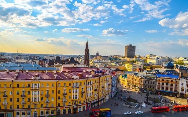 Khám phá ngay vẻ đẹp như tranh của 11 thành phố Nga sẽ tổ chức đá World Cup năm nay! - Ảnh 17.
