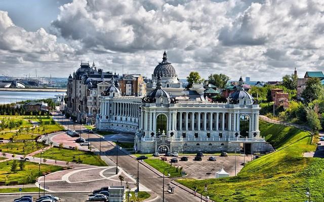 Khám phá ngay vẻ đẹp như tranh của 11 thành phố Nga sẽ tổ chức đá World Cup năm nay! - Ảnh 18.
