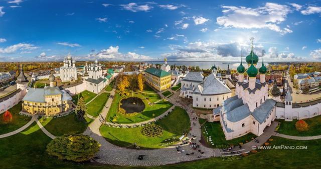 Khám phá ngay vẻ đẹp như tranh của 11 thành phố Nga sẽ tổ chức đá World Cup năm nay! - Ảnh 19.