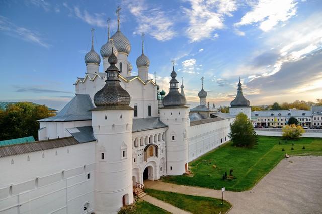 Khám phá ngay vẻ đẹp như tranh của 11 thành phố Nga sẽ tổ chức đá World Cup năm nay! - Ảnh 20.