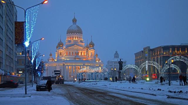 Khám phá ngay vẻ đẹp như tranh của 11 thành phố Nga sẽ tổ chức đá World Cup năm nay! - Ảnh 30.