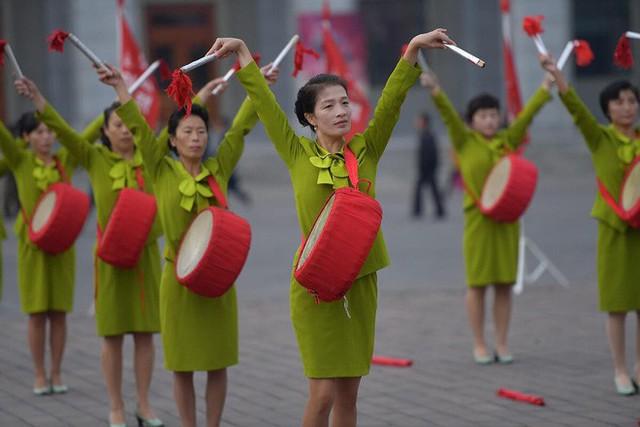 Một góc nhìn khác về cuộc sống thường ngày ở Triều Tiên - Ảnh 4.