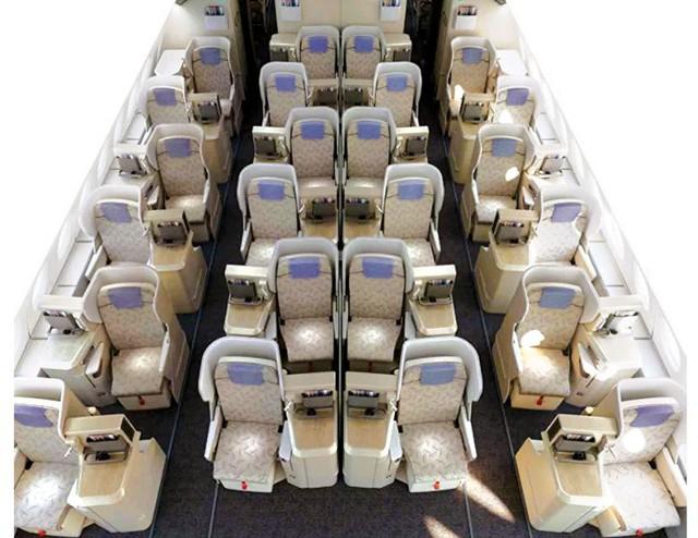 Những điều cần biết về ghế máy bay hạng thương gia - Ảnh 4.