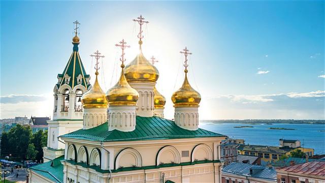 Khám phá ngay vẻ đẹp như tranh của 11 thành phố Nga sẽ tổ chức đá World Cup năm nay! - Ảnh 33.