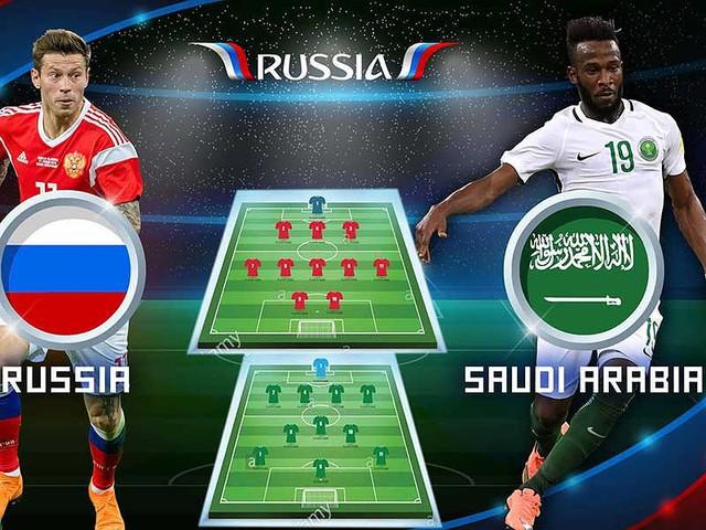 Nga - Saudi Arabia: Dở ít thắng dở nhiều? - Ảnh 1.