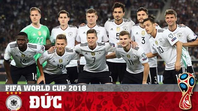Đây là lý do khiến Đức khó vô địch World Cup 2018 - Ảnh 1.