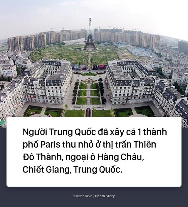 """Tháp Eiffel """"Made in China"""" cứu sống thị trấn ma ở Trung Quốc - Ảnh 2."""