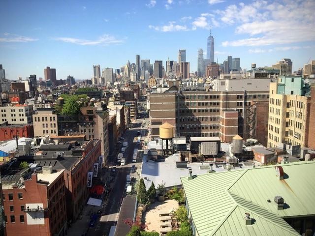 Đột nhập trụ sở mới của Instagram tại New York: có cửa hàng kem, quầy bar, nhiều nơi sống ảo - Ảnh 13.