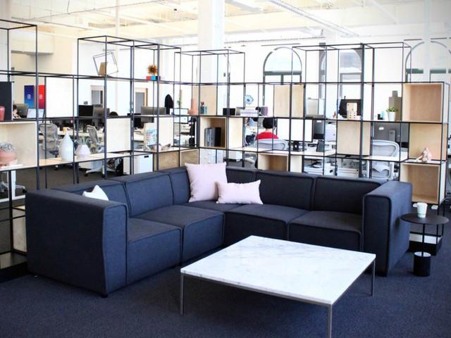 Đột nhập trụ sở mới của Instagram tại New York: có cửa hàng kem, quầy bar, nhiều nơi sống ảo - Ảnh 14.