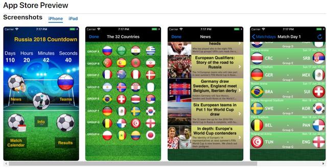 10 ứng dụng miễn phí tốt nhất xem World Cup 2018 trên điện thoại iPhone và Android - Ảnh 15.