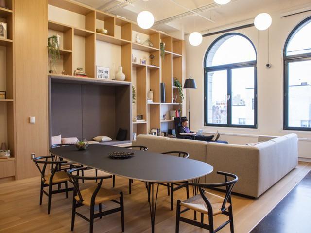 Đột nhập trụ sở mới của Instagram tại New York: có cửa hàng kem, quầy bar, nhiều nơi sống ảo - Ảnh 18.