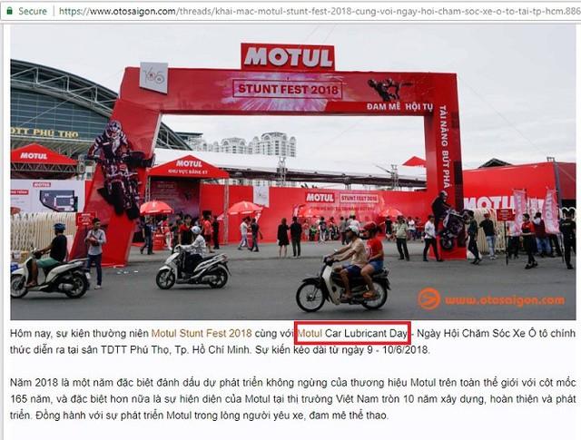 """Motul Việt Nam bị """"tố"""" nhái ý tưởng startup Việt - Ảnh 3."""