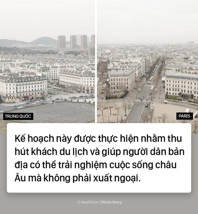 """Tháp Eiffel """"Made in China"""" cứu sống thị trấn ma ở Trung Quốc - Ảnh 3."""