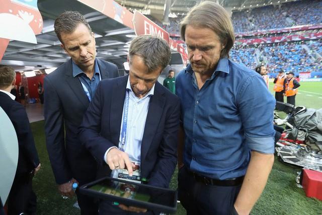 FIFA World Cup 2018 năm nay có những thứ công nghệ hiện đại tuyệt vời, hứa hẹn mùa bóng công bằng chưa từng có 6
