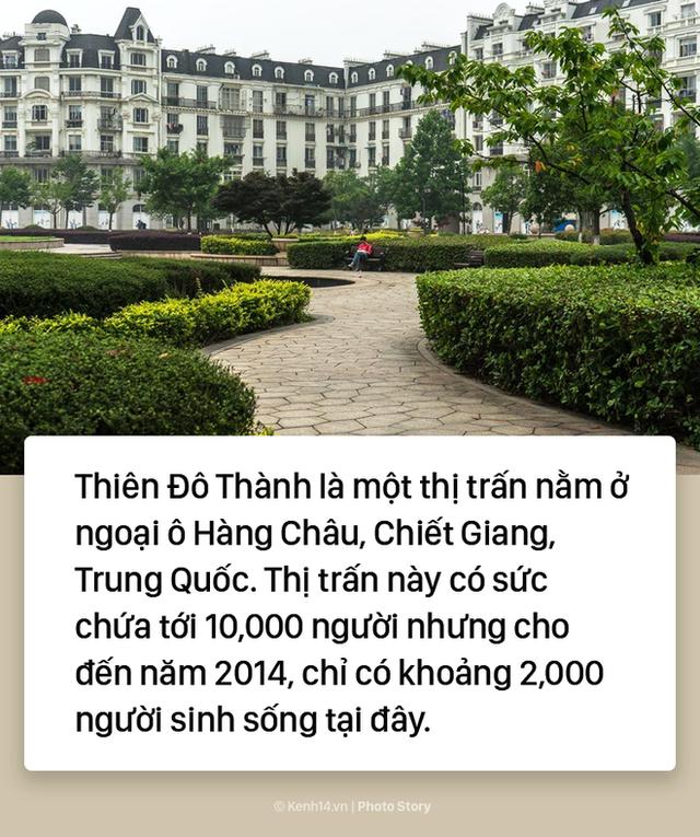 """Tháp Eiffel """"Made in China"""" cứu sống thị trấn ma ở Trung Quốc - Ảnh 4."""