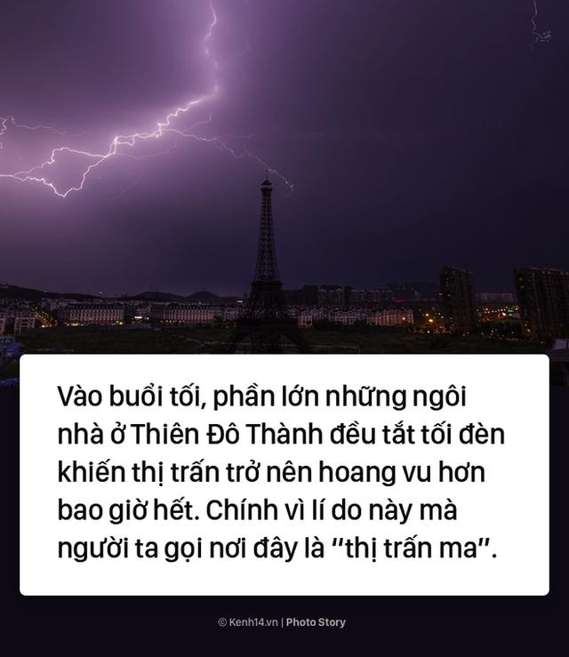 """Tháp Eiffel """"Made in China"""" cứu sống thị trấn ma ở Trung Quốc - Ảnh 5."""