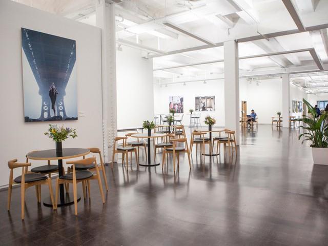 Đột nhập trụ sở mới của Instagram tại New York: có cửa hàng kem, quầy bar, nhiều nơi sống ảo - Ảnh 6.