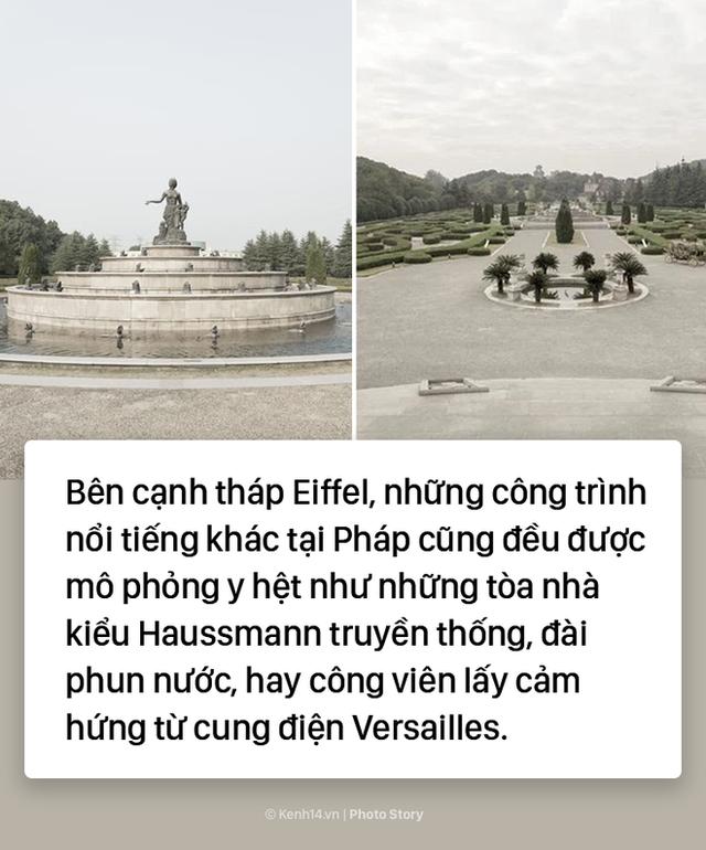 """Tháp Eiffel """"Made in China"""" cứu sống thị trấn ma ở Trung Quốc - Ảnh 7."""
