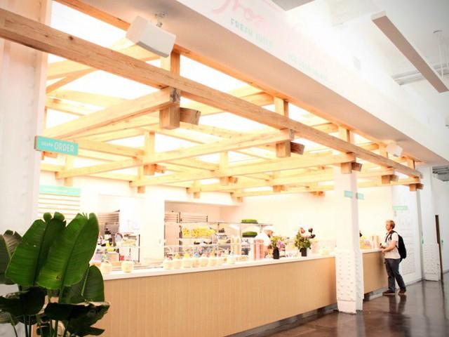 Đột nhập trụ sở mới của Instagram tại New York: có cửa hàng kem, quầy bar, nhiều nơi sống ảo - Ảnh 8.