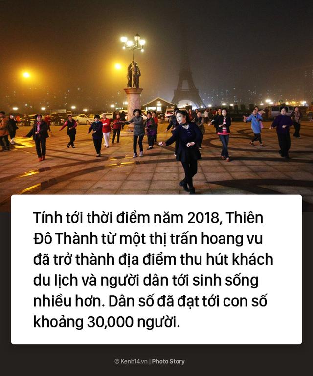 """Tháp Eiffel """"Made in China"""" cứu sống thị trấn ma ở Trung Quốc - Ảnh 8."""