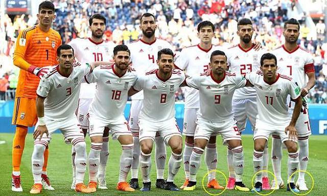 Iran vượt nghịch cảnh bị Mỹ cấm vận...giày ở World Cup ra sao? - Ảnh 3.