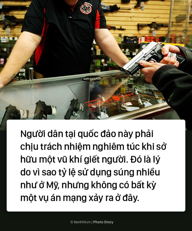 Iceland: Muốn sở hữu 1 khẩu súng bạn phải vào ngồi tù thử vài tháng - Ảnh 7.