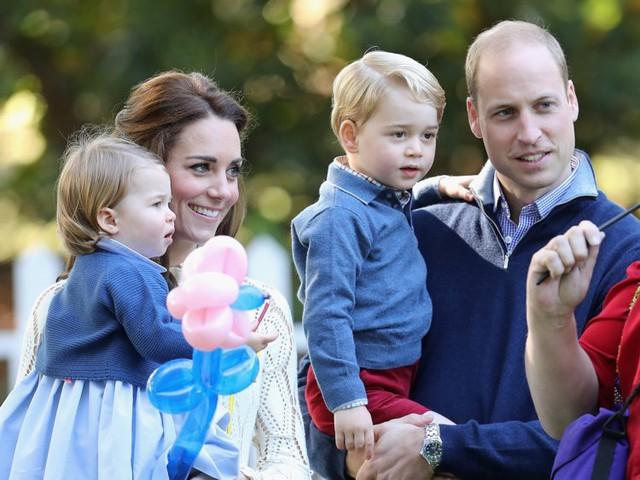 Đây là số tiền công nương Kate Middleton và hoàng tử William tiêu tốn để nuôi được 3 hoàng tử, công chúa - Ảnh 1.