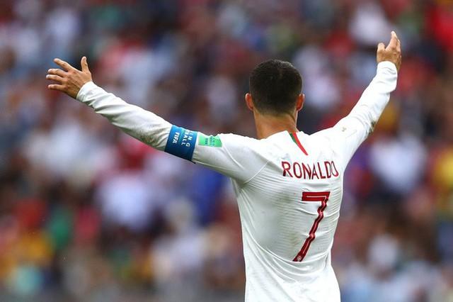 """đầu tư giá trị - photo 1 1529547624321118475982 - Góc nhìn đại chiến: Ronaldo không phải """"người ngoài hành tinh"""", mà là Songoku đời thật"""