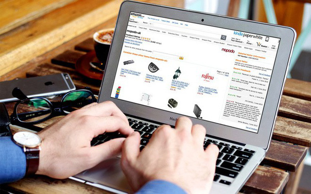 Amazon chuẩn bị xâm nhập thị trường Việt Nam - Ảnh 1.