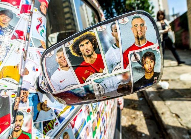 Đây chính là chiếc xe độc nhất World Cup 2018 - Ảnh 2.