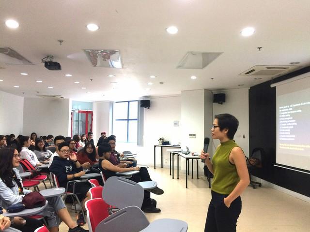 Từng bị đuổi việc rồi thất nghiệp, cô gái 8x cựu sinh viên Ngoại Thương gói ghém thất bại làm học liệu, mở Startup giáo dục nâng tầm người Việt - Ảnh 6.