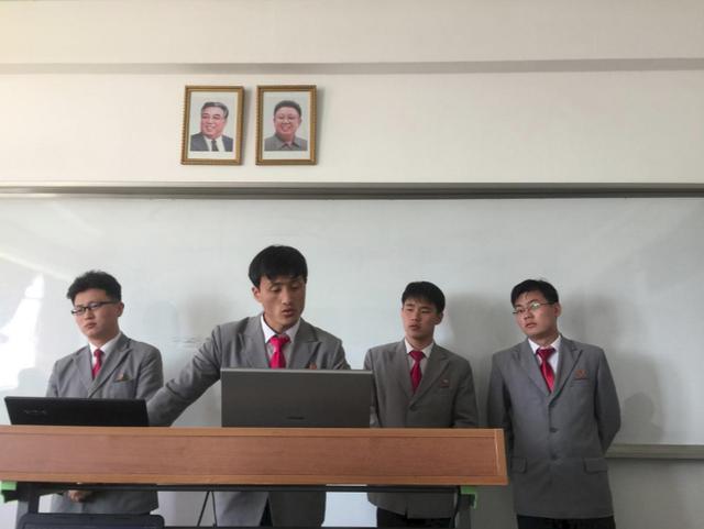 Những bất ngờ thú vị về trường đại học tư nhân duy nhất tại Triều Tiên: Giảng dạy hoàn toàn bằng tiếng Anh bởi đội ngũ các giáo sư đến từ châu Âu, Canada - Ảnh 5.