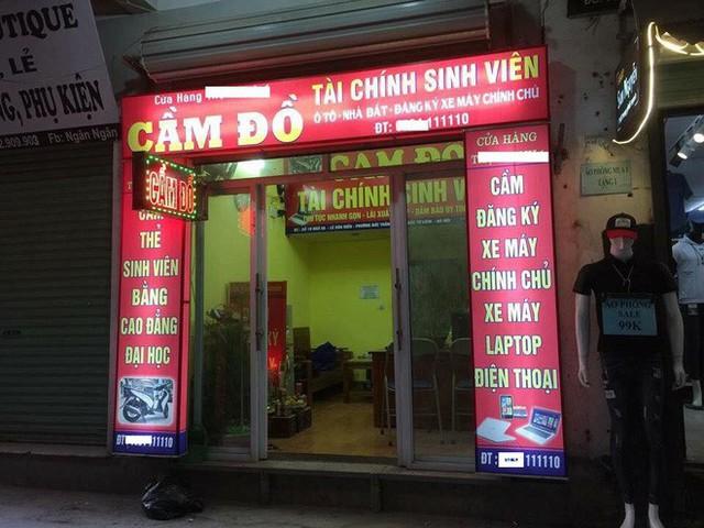 """đầu tư giá trị - photo 1 15296530977711814704910 - """"Thiên đường"""" cầm đồ World Cup ở Hà Nội trắng đêm mở cửa chờ khách"""