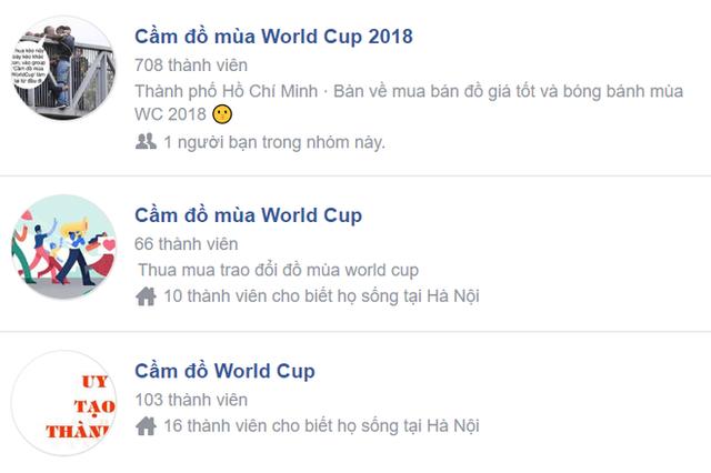 """đầu tư giá trị - photo 1 15296530999051789083410 - """"Thiên đường"""" cầm đồ World Cup ở Hà Nội trắng đêm mở cửa chờ khách"""