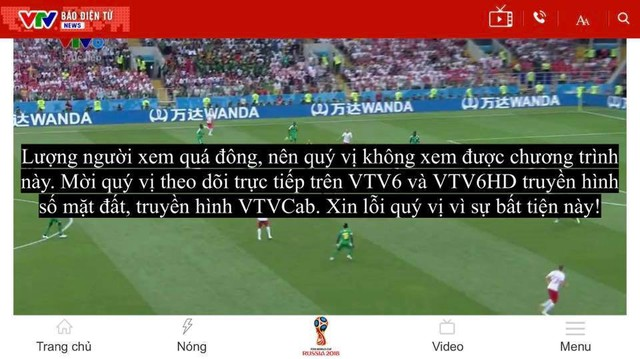 Không xem được World Cup qua truyền hình OTT, nhiều khán giả muốn đập tivi - Ảnh 1.