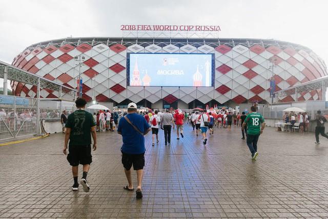 Lần đầu tiên đi xem World Cup, tôi đã shock bởi sự kiện này tuyệt vời hơn những gì mình hình dung - Ảnh 15.