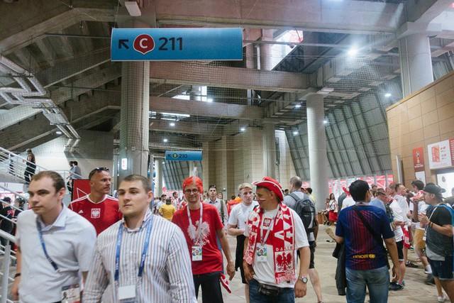 Lần đầu tiên đi xem World Cup, tôi đã shock bởi sự kiện này tuyệt vời hơn những gì mình hình dung - Ảnh 19.