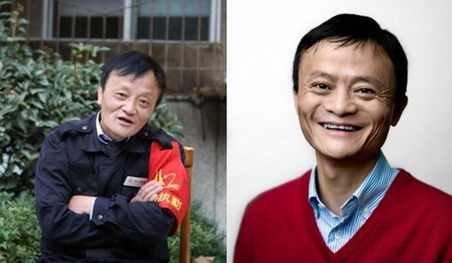 Bản sao tỉ phú Jack Ma đứng giữa đường bán nấm dại Thế giới - Ảnh 3.