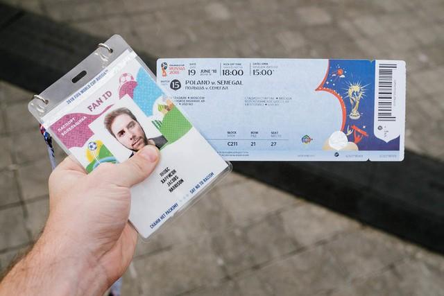 Lần đầu tiên đi xem World Cup, tôi đã shock bởi sự kiện này tuyệt vời hơn những gì mình hình dung - Ảnh 6.