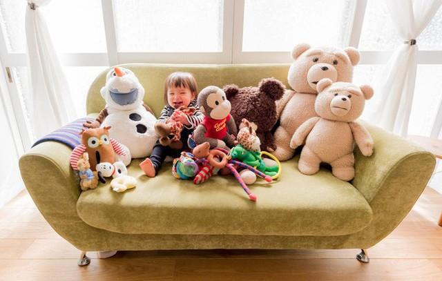 Căn hộ siêu nhỏ nhưng đẹp bình yên của gia đình 3 người ở Nhật Bản - Ảnh 9.