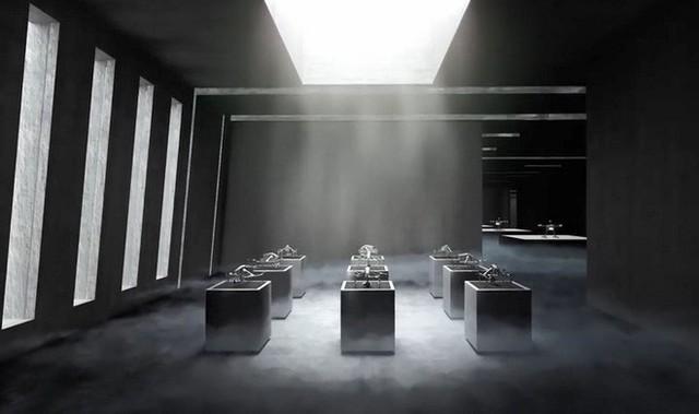 Trụ sở mới của ông trùm sản xuất drone DJI sẽ thách thức mọi định nghĩa về không gian làm việc - Ảnh 1.