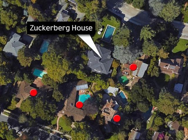 Căn biệt thự hết sức giản dị của tỷ phú Mark Zuckerberg - ông chủ mạng xã hội Facebook - Ảnh 4.