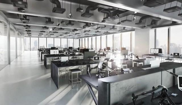 Trụ sở mới của ông trùm sản xuất drone DJI sẽ thách thức mọi định nghĩa về không gian làm việc - Ảnh 4.