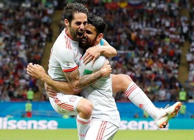 đầu tư giá trị - photo 24 15298892170931747157759 - Những hình ảnh ấn tượng nhất tại World Cup 2018 tuần qua