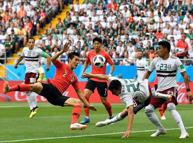 đầu tư giá trị - photo 3 15298892170712109465700 - Những hình ảnh ấn tượng nhất tại World Cup 2018 tuần qua