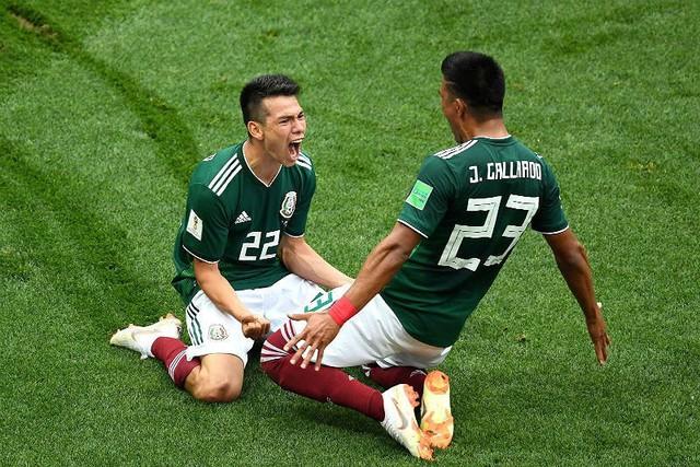 đầu tư giá trị - photo 43 15298892171141087900755 - Những hình ảnh ấn tượng nhất tại World Cup 2018 tuần qua