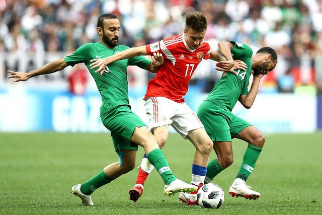 đầu tư giá trị - photo 55 15298892171251603497744 - Những hình ảnh ấn tượng nhất tại World Cup 2018 tuần qua