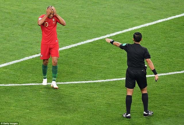 đầu tư giá trị - photo 1 1529975828312892922726 - Nhìn lại trận đấu như phim hành động giữa Bồ Đào Nha và Iran