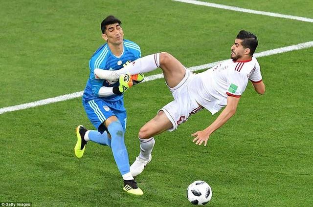 đầu tư giá trị - photo 1 1529975830647843427978 - Nhìn lại trận đấu như phim hành động giữa Bồ Đào Nha và Iran