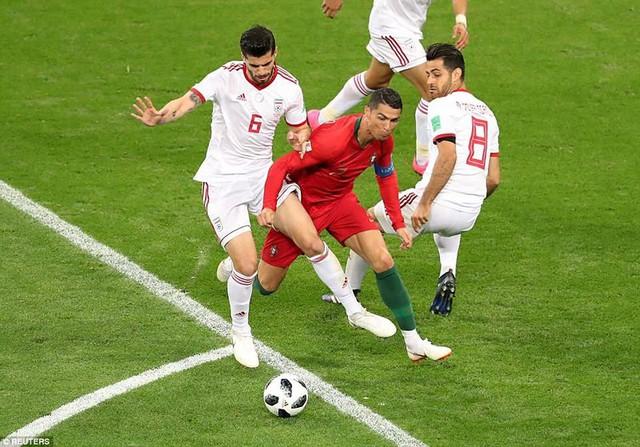đầu tư giá trị - photo 12 1529975830660348264740 - Nhìn lại trận đấu như phim hành động giữa Bồ Đào Nha và Iran